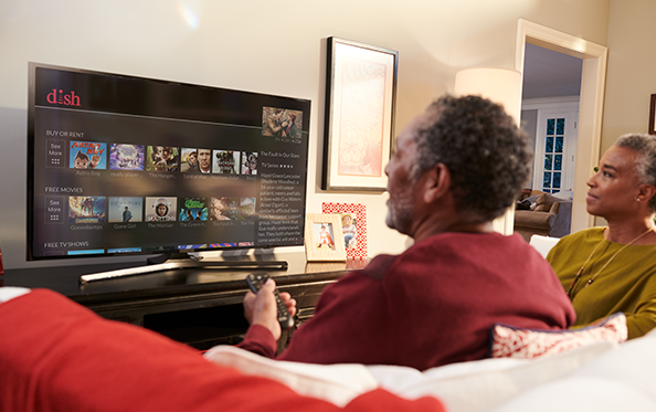 Customers 55+ Receive their first On Demand Movie Rental FREE Each Month from Quality Home Satellite in Guayama, Puerto Rico