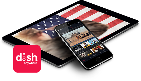 DISH Anywhere from Quality Home Satellite in Guayama, Puerto Rico - A DISH Authorized Retailer
